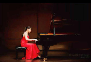 Friday, April 27 – Wei Luo, Pianist